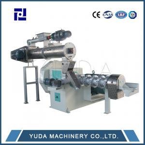 Single-screw wet raw material extruder